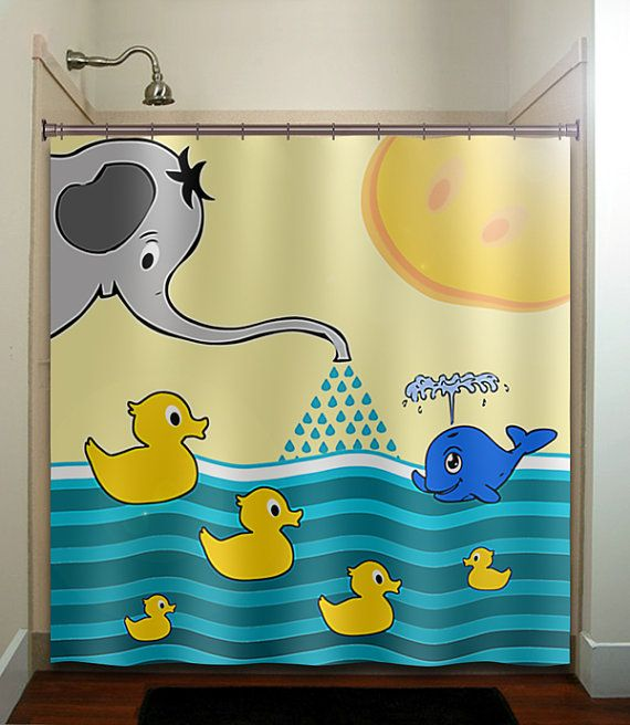 kids bathroom shower curtain 24 best images about bathroom shower curtains on 18980