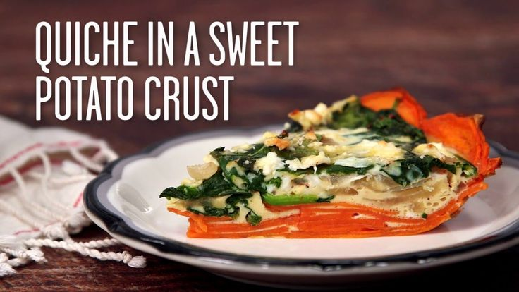 How to Make a Sweet Potato Crust | Cooking Light