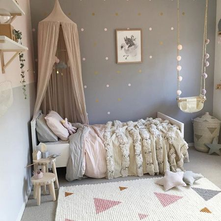 1000 ideas about gray furniture on pinterest chalk paint wax grey painted furniture and - Nice bedroom colors for girls ...