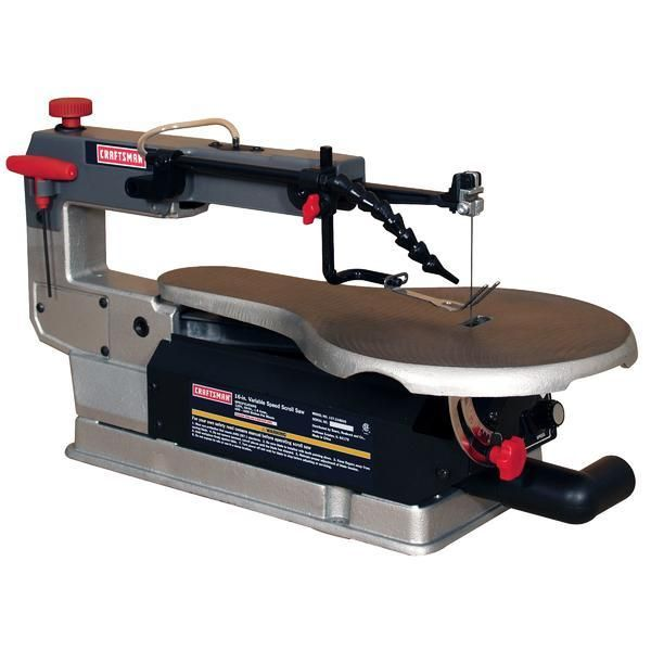 "Craftsman 16"" Variable Speed Scroll Saw (21602)"