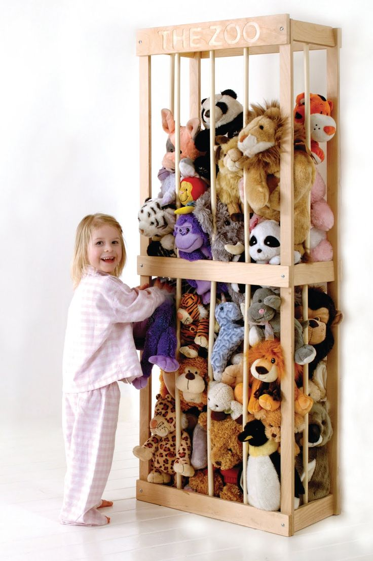 Toy Storage Ideas The Little Zookeepers Toy Storage