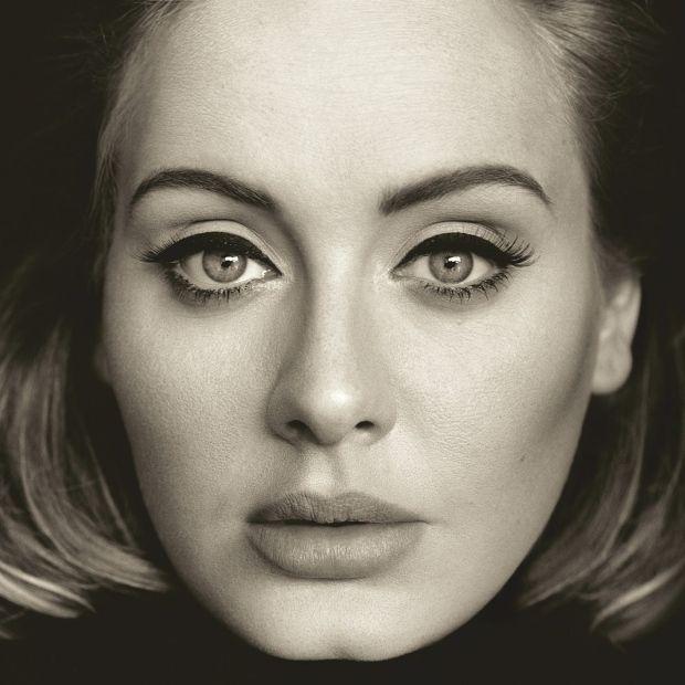 Adele 25 album cover record
