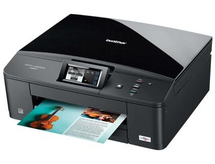 Equipo multifuncion Brother DCP-J525W 33PPM/26PPM, impresión, copiadora, escaner