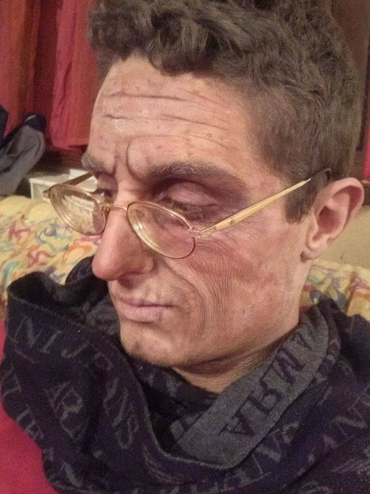 44 best Special Effects Makeup & Prosthetics images on Pinterest ...