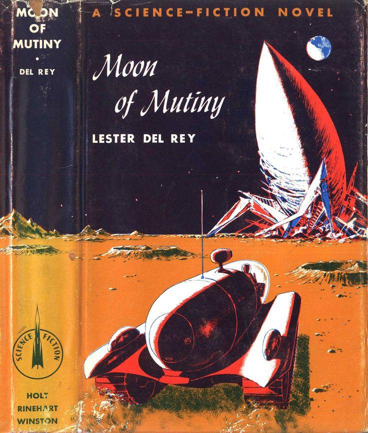 amazing vintage sci-fi art