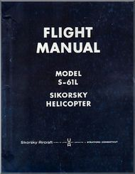 Sikorsky S-61 L  Helicopter Flight Manual