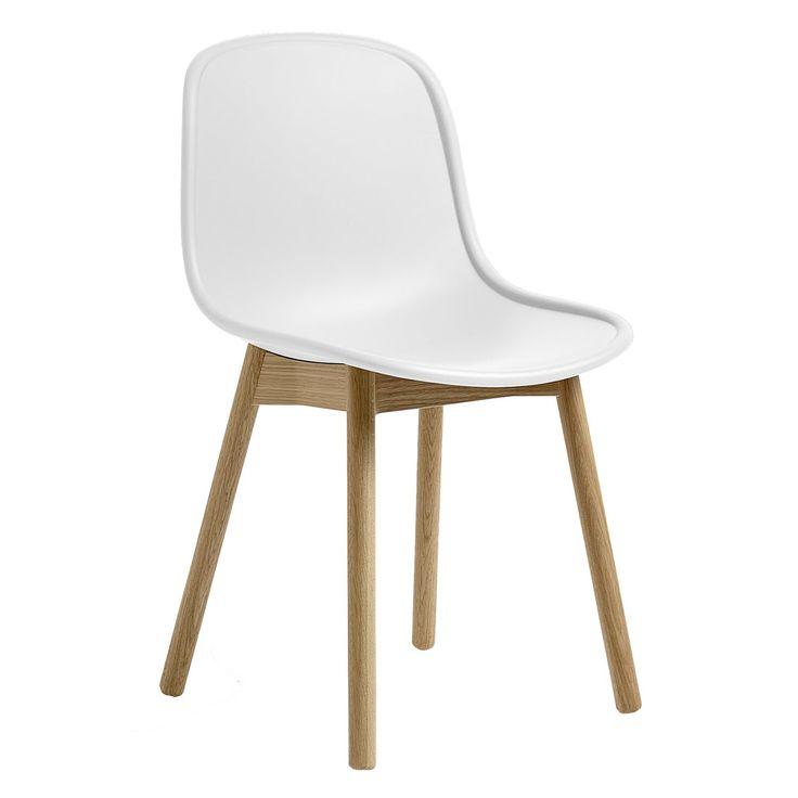 Neu 13 Chair, asketræ/hvid i gruppen Møbler / Stole / Stole hos ROOM21.dk (132010)