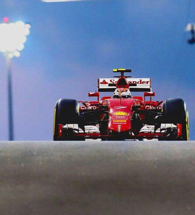 On Track w/Ferrari during the 2015 #F1 Abu Dhabi Grand Prix @ the Yas Marina