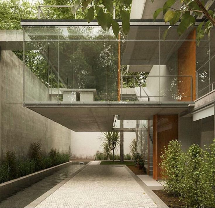 Wonderful Image Of The Day By SandroS Modeled In Modo, Rendered In Thea Render CG  Recreation Of Carapicuiba House, Designed By Angelo Bucci And Alvaro  Puntoni See ... Awesome Design