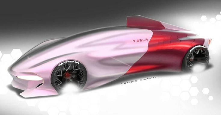 Tesla render