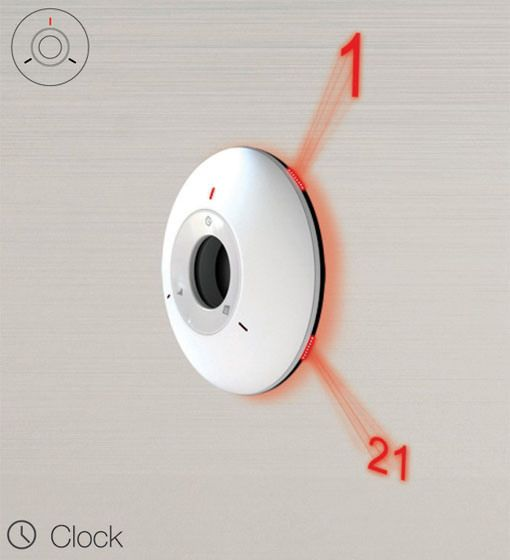 Sundial Concept Wall Clock Yes Please Go On The