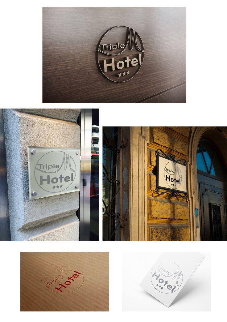 TripleM Hotel, nyertes logo pályázat