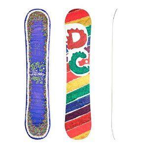 DC Women's Biddy Snowboard