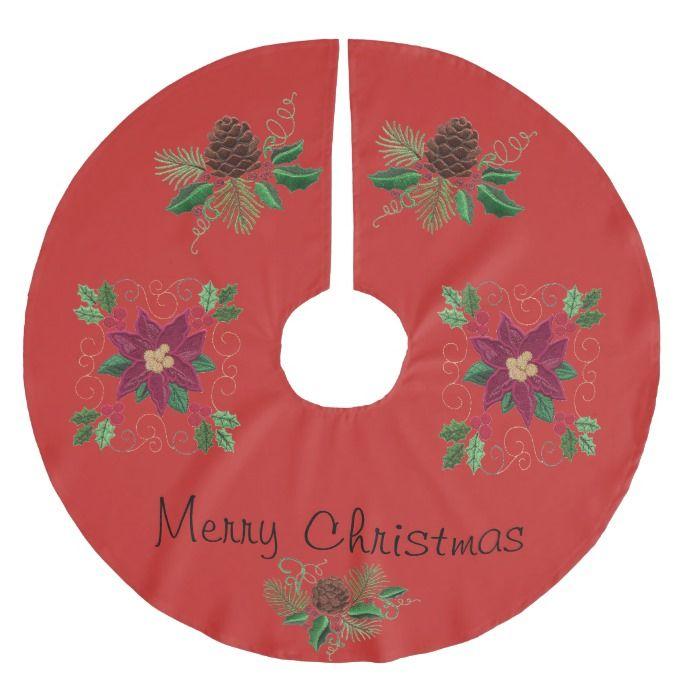 Christmas Tree Skirt Custom #christmas #treeskirts Get the best