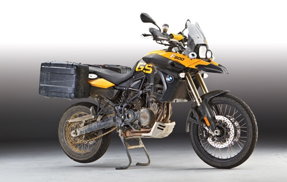 2009 BMW F800GS - one day, I will be on this beauty.