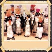 Pinguïns ~ www.knutselboom.nl