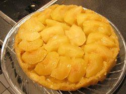 Monteregie Cider Route Recipes: Apple Tarte Tatin Recipe