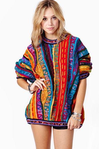 Hypnotize Coogi Sweater