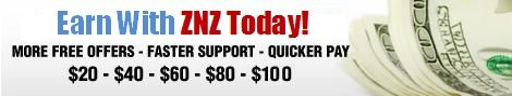ZNZ Review This system take you to easy street and allows you to make honest & passive income online, offering the most unique internet marketing program also for free. I can help you get set up if you like (free), you wont need any programming software, knowledge or experience. It's totally free to join & start making money