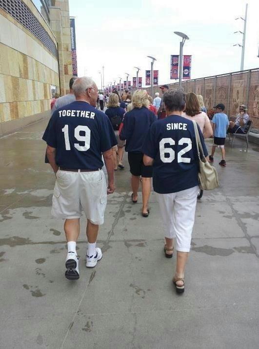 Cute idea for anniversaries
