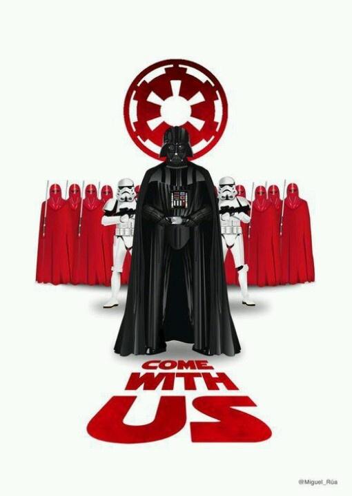 Star Wars por Miguel Rúa