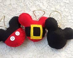 felt mickey mouse - Buscar con Google