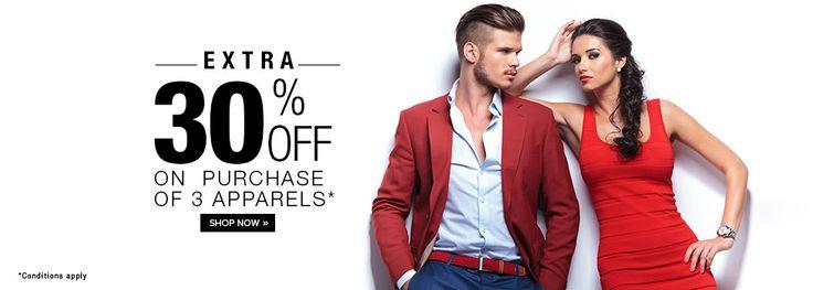Flipkart Fashion Offer: Click Here
