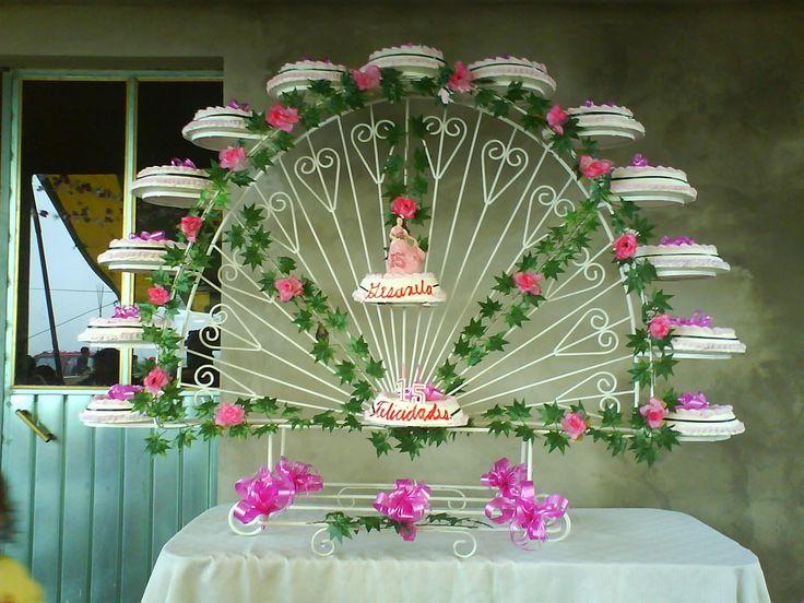 pasteles de quinceanera   Panificadora y Pasteleria San Antonio