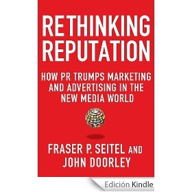 A great book about Reputation and PR in the 'New Media Age'