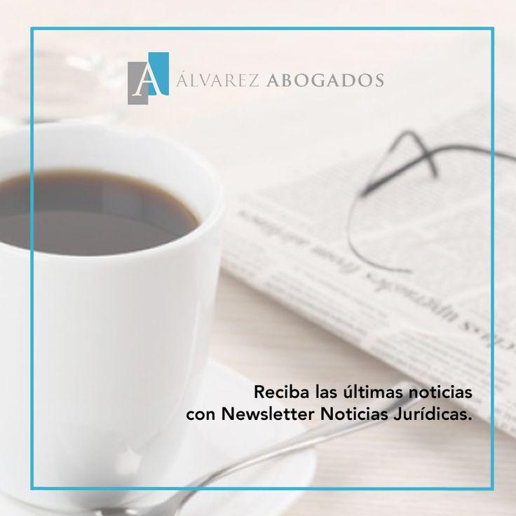 ¿Quiere recibir en su correo nuestras noticias? Reciba las últimas noticias jurídicas en su email totalmente gratis. http://alvarezabogadostenerife.com/?p=9253