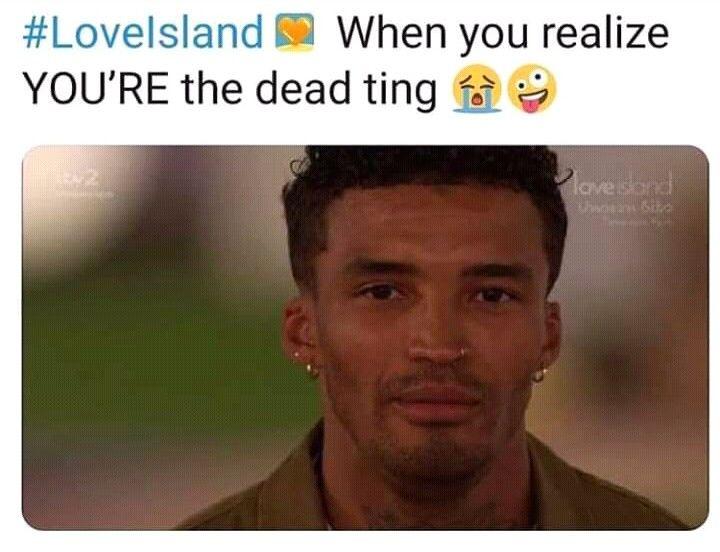Pin By S H A T H A On Love Island Love Island Memes Island