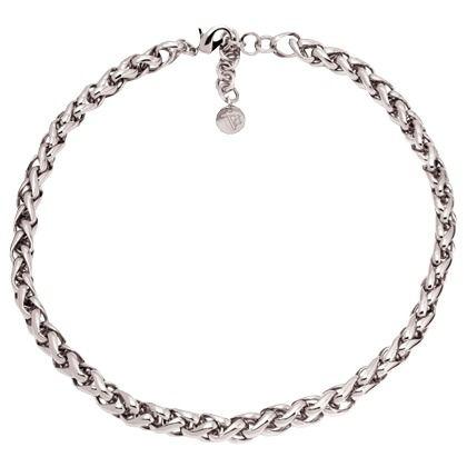 Mooie zilveren ketting van TOV Essentials ♥ Koop nu vanaf € 159,99