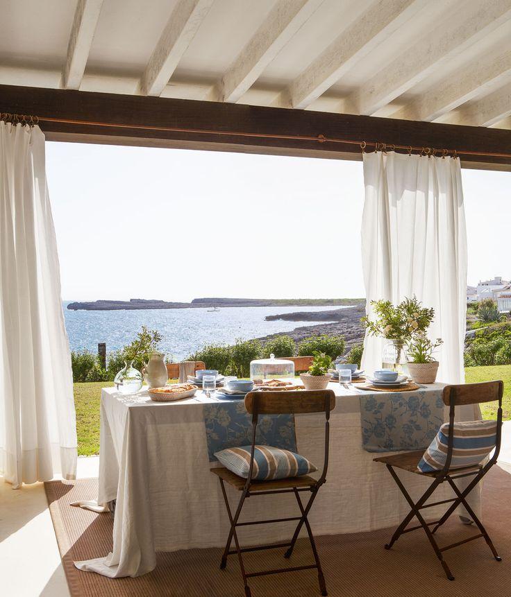 3054 best el mueble images on pinterest bedrooms - Casas con porche ...