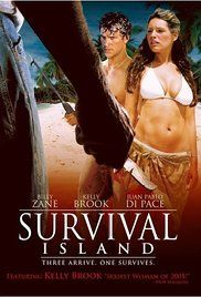 Survival Island Full Movie Online Free. Three people - a rich couple and a crew member - are shipwrecked on a tropical island, and their subsequent fight for survival becomes even tougher when they begin to turn on each other.