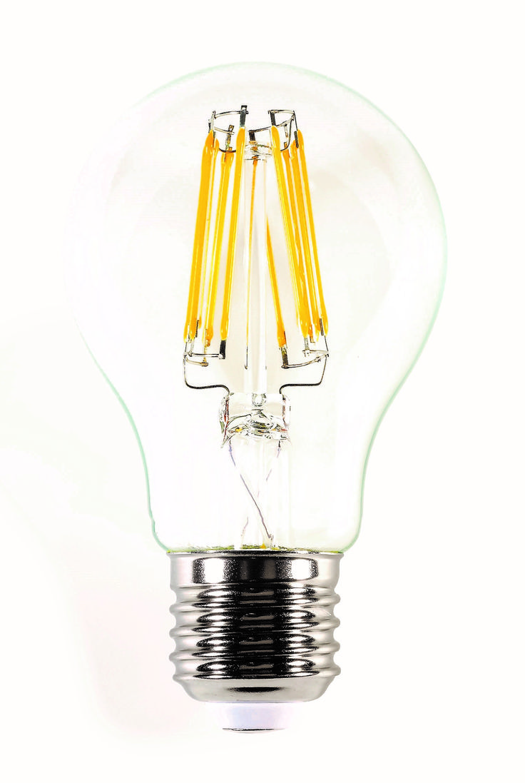 New vintage led lamps in energy class A++. Discover them in our website #homedecor #interiordesign #lighting #diy