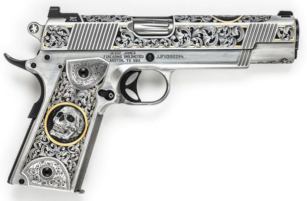 Pin By Jon Coker On Just A Little Heat Guns Handgun Badass Guns Pistol