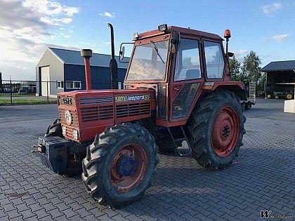 Same Leopard 85 - Tractor 4wd - Tractoren