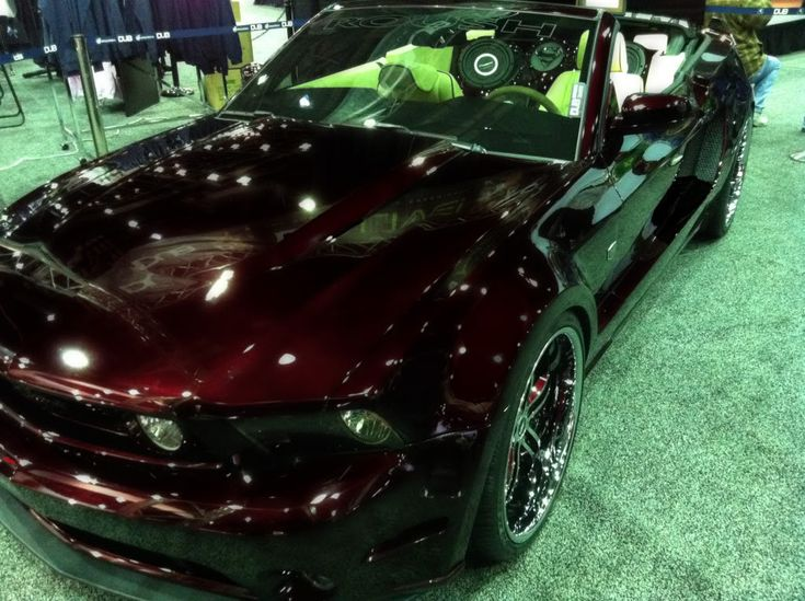 Candy Black Cherry Paint Job >> shades of black cherry metallic | Dark Dark Red Paint Jobs - beyond.ca car forums community for ...