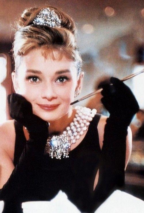 Audrey: