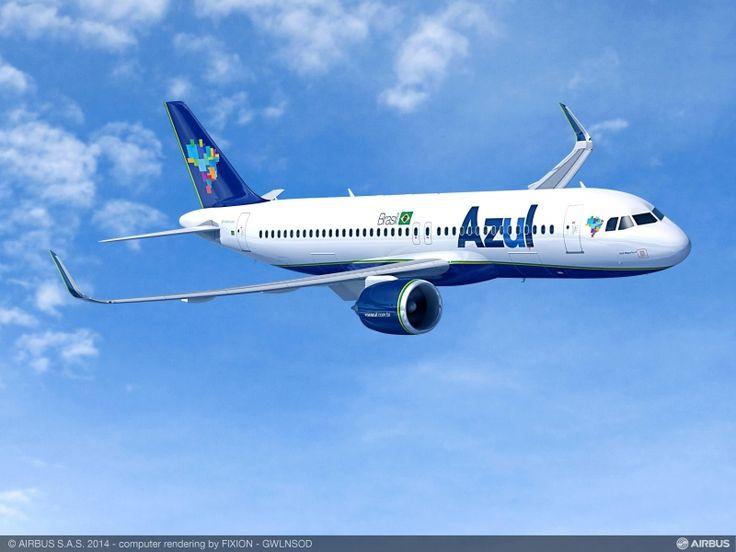 Azul Linhas Aéreas com voos extras durante feriados :: Jacytan Melo Passagens