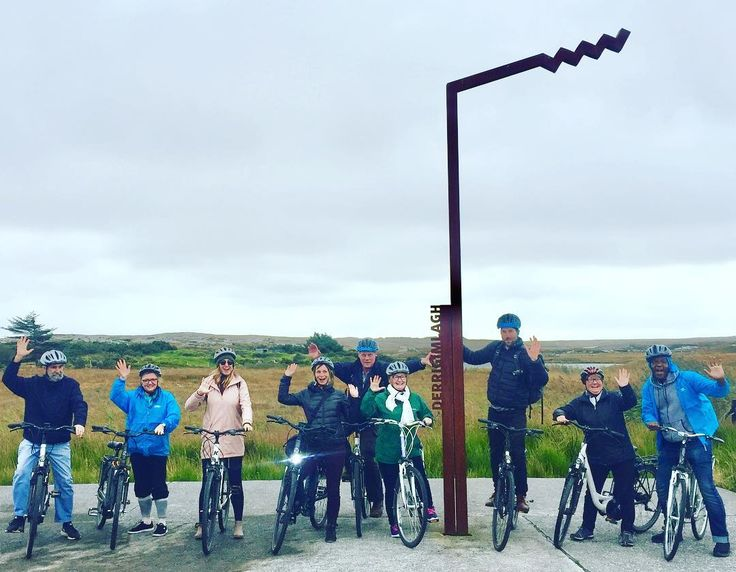 Great fun last Saturday discovering Derrigmlagh one of the Wild Atlantic Way signature points with @wonderingviking @whatboundaries @failteireland_intmedia @boboandchichi . The site has won RIAI Irish Architecture Awards - place of the year @architectureirelit's truly a fantastic redevelopment of the site. #failteireland #clifdenireland #ireland #signaturediscoverypoint #allthingsconnemara #connemara #clifden #wildatlanticway