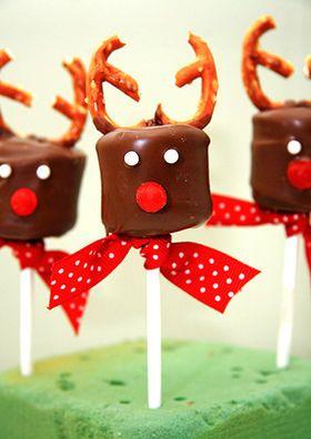 クリスマスパーティーに挑戦したい♪市販お菓子で手作りおやつ - NAVER まとめ
