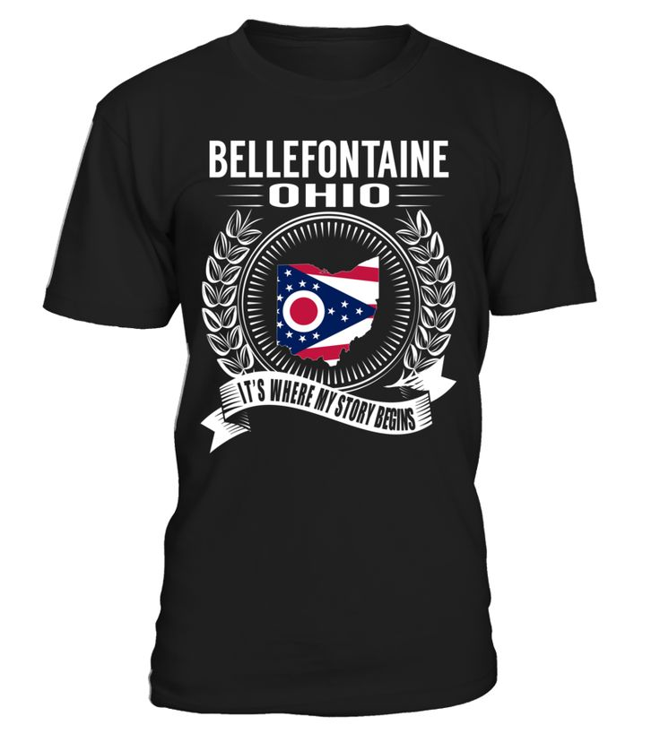 Bellefontaine, Ohio - It's Where My Story Begins #Bellefontaine
