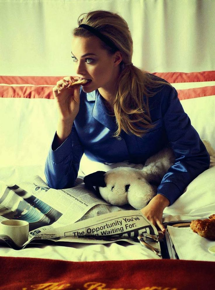 Margot Robbie for Vogue Australia November 2013