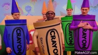 The Crayon Song Gets Ruined - Studio C on Make A Gif