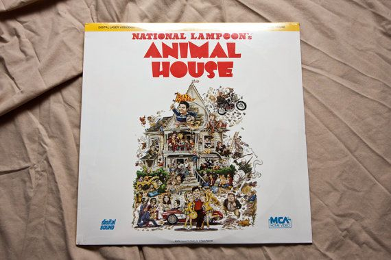 Classic Films: Animal House John Belushi by HudsonPulpAndRockets