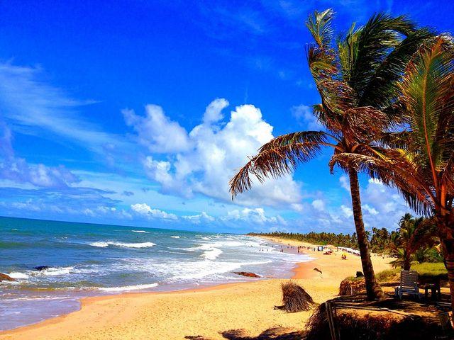Costa do Sauipe é um resort, um destino turístico em uma reserva natural bem preservada no litoral norte da Bahia a cerca de 76km do Aeroporto de Salvador.