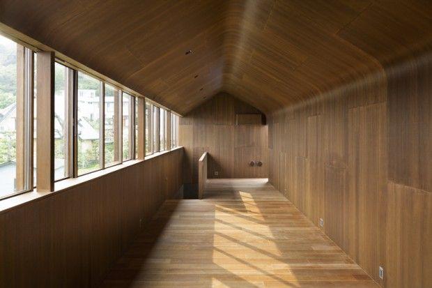 Résidence dans l'Oiso par DORELL.GHOTMEH.TANE / ARCHITECTS - Journal du Design