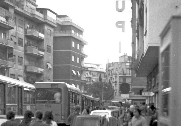 Via Boccea, 1984.