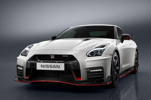 Novo Nissan GT-R NISMO 2017 estreia em Nürburgring.  Acesse: www.concettomotors.blogspot.com.br